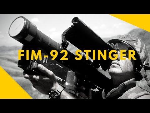منظومة الدفاع الجوي : FIM-92 Stinger