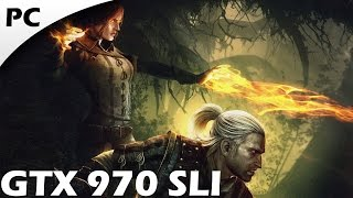 The Witcher 2: Assassins of Kings Enhanced Edition | PC 1080p Gameplay | GTX 970 SLI