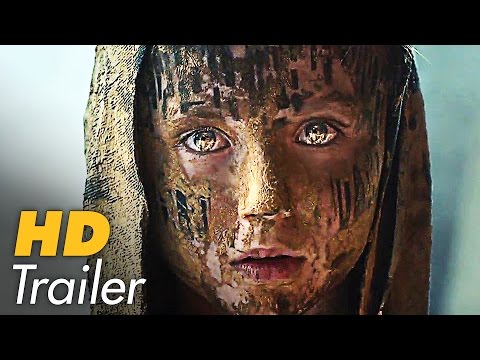 Трейлер 2015 - THE SHAMAN Trailer (2015) Science-Fiction