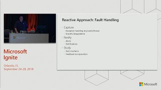 Fault-driven development - BRK1108