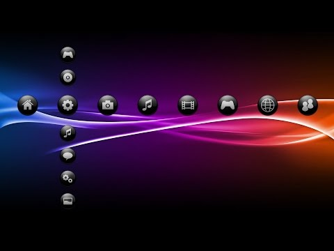 How to get PS3 Themes and Wallpapers Free & without USB