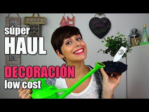 S per haul decoraci n low cost verdecora primark muy for Verdecora madrid