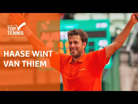 Highlights: Robin Haase - Dominic Thiem