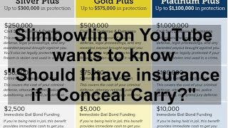 Colleene Answers Questions (Ep. 7): Should I have Insurance to CCW?