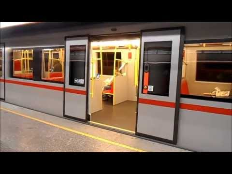 U Bahn Wien U Bahn Station Hütteldorfer Straße U3 Youtube