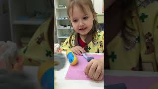 Детский город Кидспейс Лего Мялка виноград Тролли