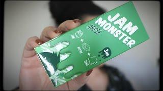 видео Купить Jam Monster - Strawberry 100 мл. жидкость в Киеве