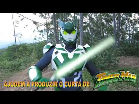 Tokusatsu Brasileiro TimerMan