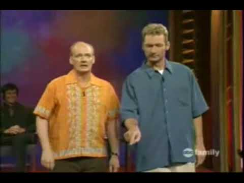 Whose Line Is It Anyway - Funny Star Wars Clips - YouTube