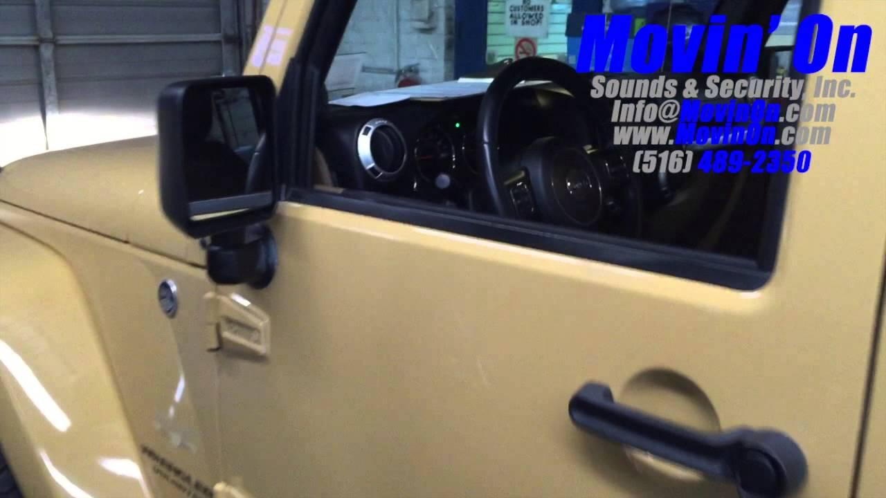 jeep wrangler remote start [ 1280 x 720 Pixel ]