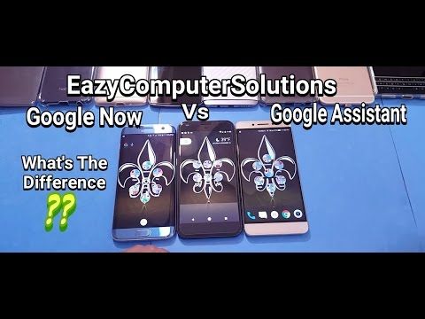 Google Assistant (Google Pixel) Vs Google Now Comparison : Whats The Difference ??