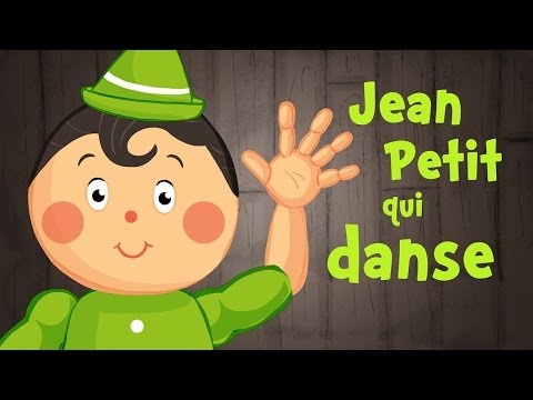 Jean Petit qui danse (comptine avec paroles)