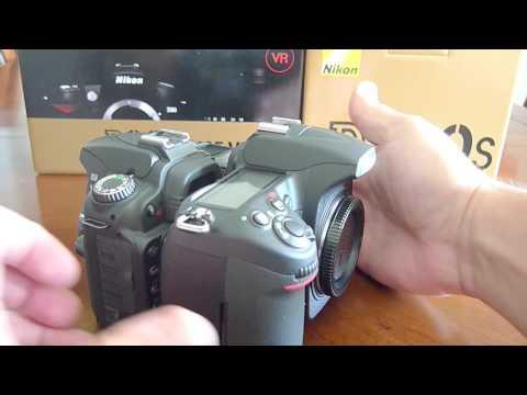 Nikon D90/Nikon D300s size comparison