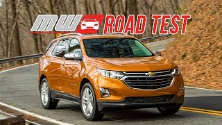 Road Test: 2018 Chevrolet Equinox - Can
