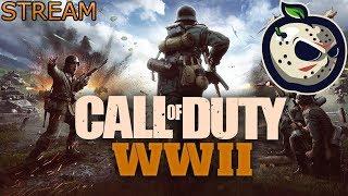 Call of Duty WW2 MULTIPLAYER Grind   FFA / TDM / S&D   PS4 PRESTIGE 2   COD Stream #7