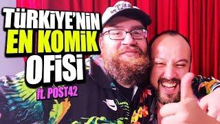 TÜRKİYE'NİN EN KOMİK(!) KANALI İLE BİR GÜN GEÇİRMEK (ft. POST42)