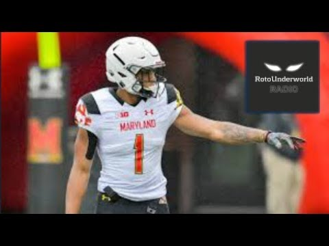 release date cdb10 cd6d1 D.J. Moore is the best wide receiver in the 2018 draft