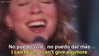 Download Mp3 Mariah Carey   Without You Lyrics English   Subtitulado Español