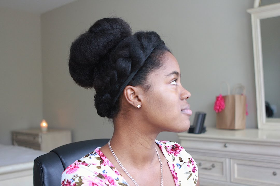 Protective Hairstyles Dutch Braids: Protective Style For Natural