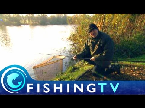 Catching Carp in Winter - Fishing TV