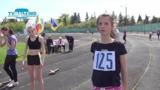 5 международный турнир по легкой атлетике  в Бельцах28 04 17