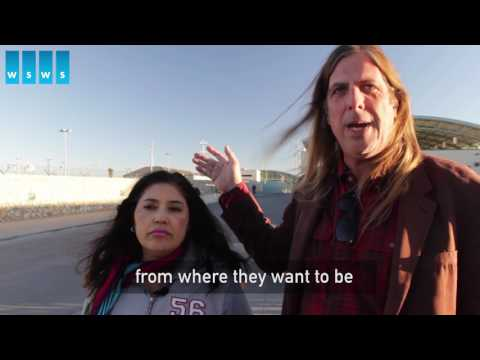 Mexican and American workers speak about Trump and the US-Mexico border