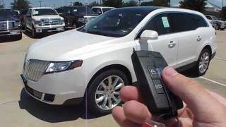 2011 Lincoln MKT Start Up, Exterior/ Interior Review