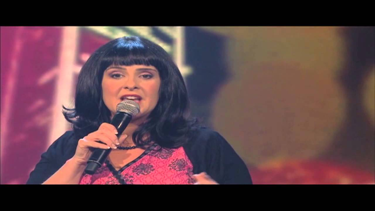Allyson June Smith performs at Montreal's Just For Laughs Festival
