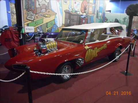 Movie Cars At The Miami Auto Museum The Dezer Collection Star