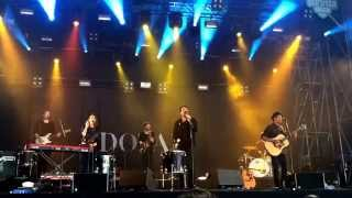 Dotan - Diamonds in our bones Live @ Indian Summer Festival 2015