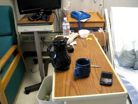 Hospital Room Virtual Tour - YouTube