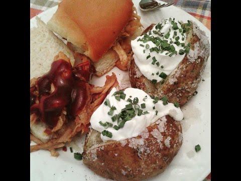 """Texas Roadhouse"" Baked Potato Copycat Recipe"