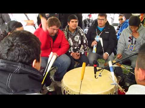 Northern Voice - Odawa Trad Pow wow 2013