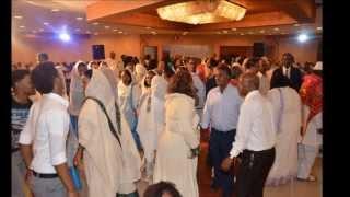 Tedros and Ruth Wedding Riyadh,Saudi Arabia ,July 4 2013