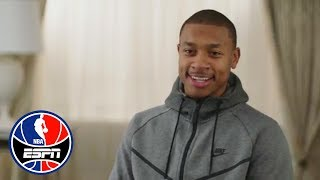 Isaiah Thomas exclusive interview with Rachel Nichols | NBA Countdown | ESPN