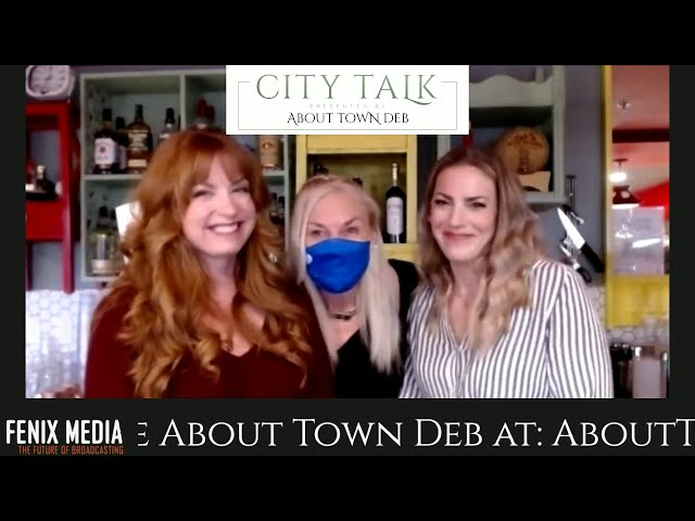 About Town Deb Presents City Talk - 01/20/21