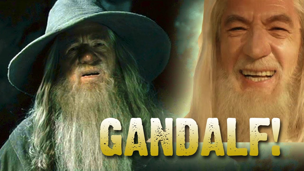 Gandalf In Movie Lord Of The Rings