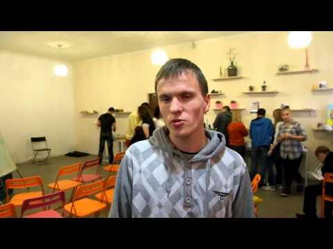 """Молодежный клуб """"Я меняю мир"""". Отзыв. Саша Муралов. 2015 год."""