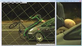 TEMA Automotive - Dummy Car Crash