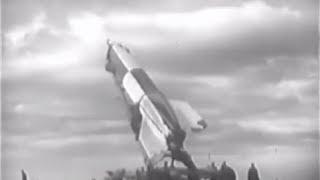 V-2 Erprobung in Kapustin Jar 1947