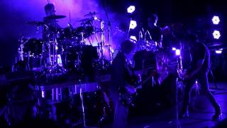 THE CURE - splintered in her head - London - Reflections  - 15.11.2011