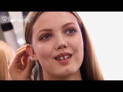Lindsey Wixson, Top Model at Fashion Week   FashionTV - FTV