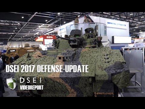 VIDEOREPORT: DSEI 2017