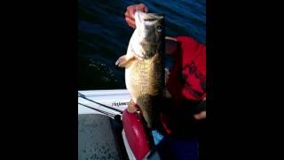 Oklahoma 5 fish limit 43 lbs
