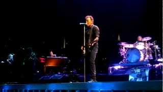 Bruce Springsteen - Incident on 57th Street LIVE in Auburn Hills, 4/12/2012