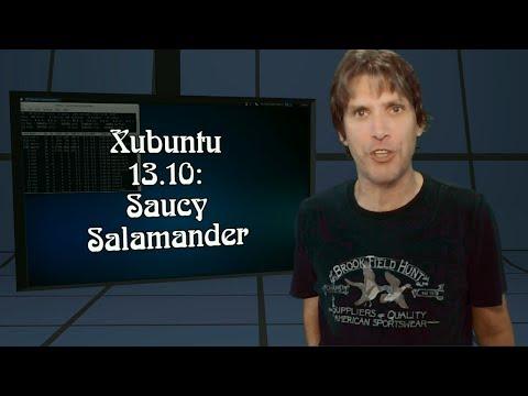 Review ::: Xubuntu 13.10