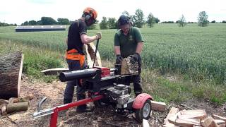 MTD LS550 log splitter