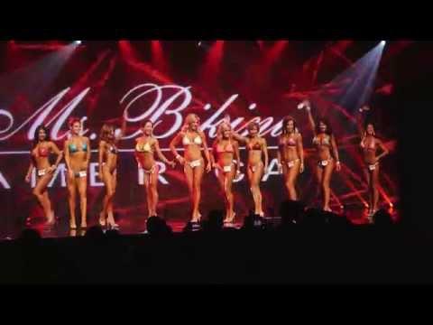 2015 Fitness America Las Vegas Bikini All