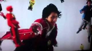 小澤亮太さん演じる、マーベラスがOPで見せる行動が気になったので上げ...