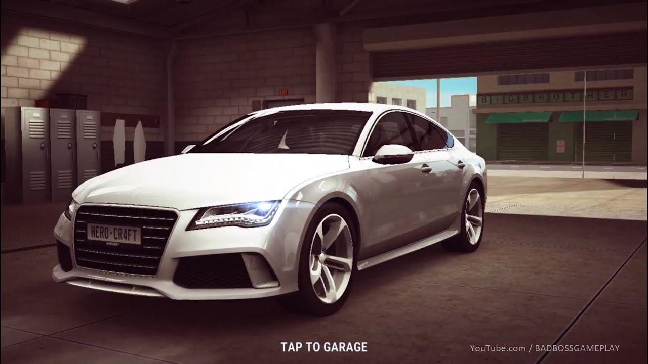 Garage Audi Tours New Car Audi Rs5 Grand Street Racing Tour Gameplay Part 12